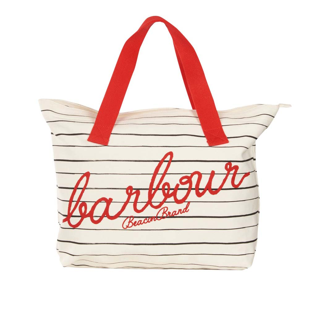 BARBOUR LITTLEHAVEN TOTE BAG