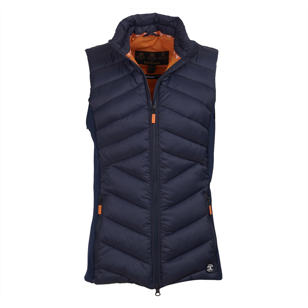 Barbour Pebble Navy Gilet