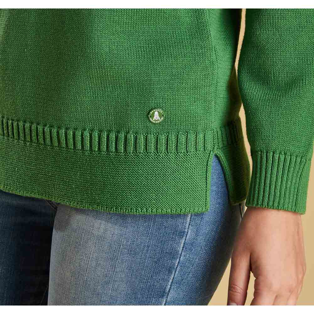 Barbour Sailboat Clover Sweater