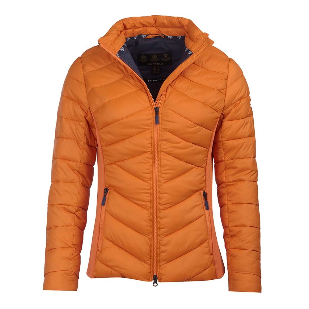 Barbour Longshore Marigold Quilted Jacket
