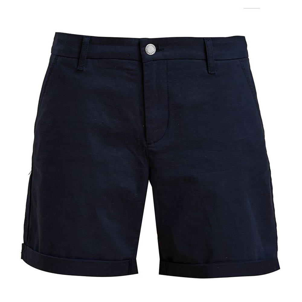 BARBOUR NAVY ESSENTIAL SHORTS