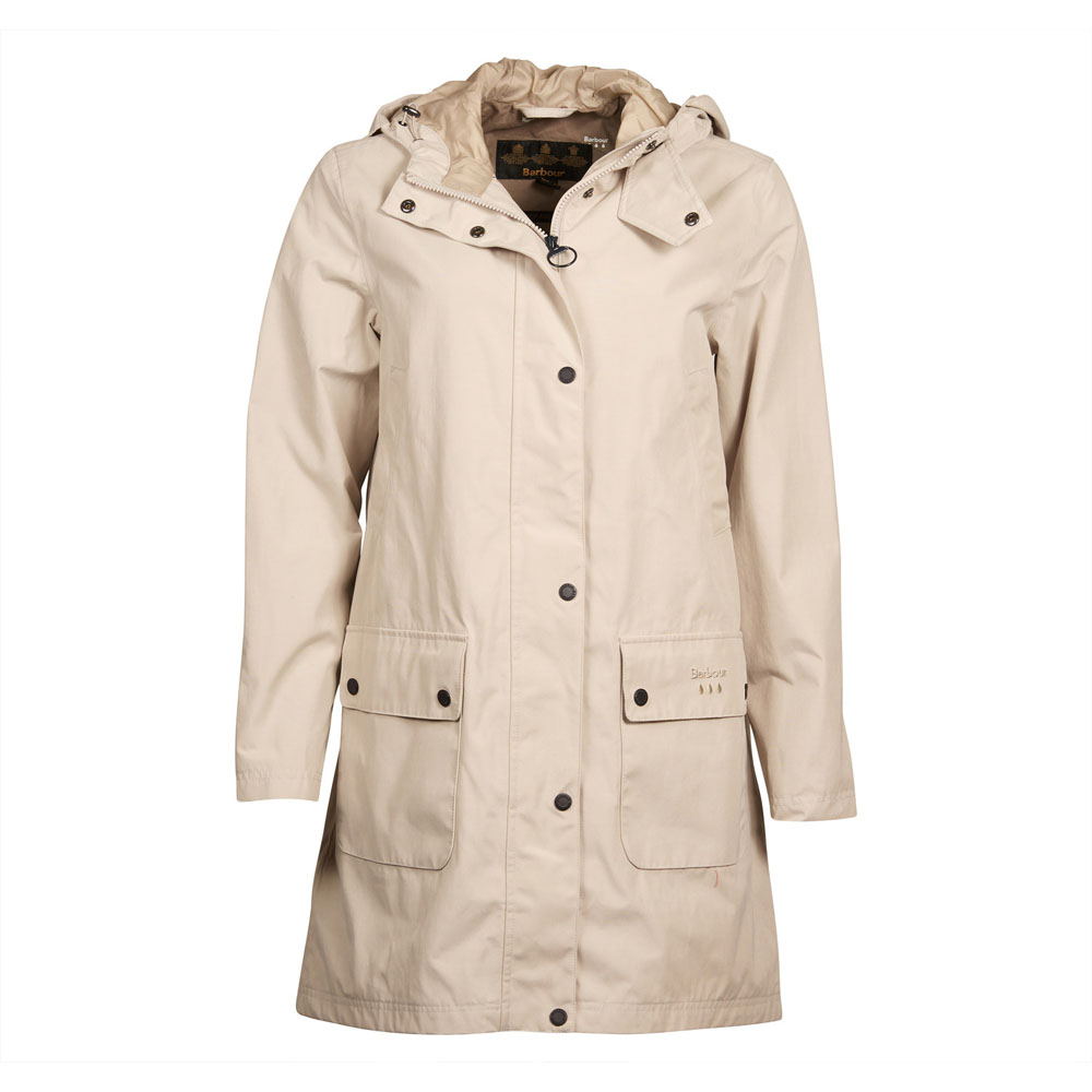 Barbour Barogram Mist Waterproof Jacket