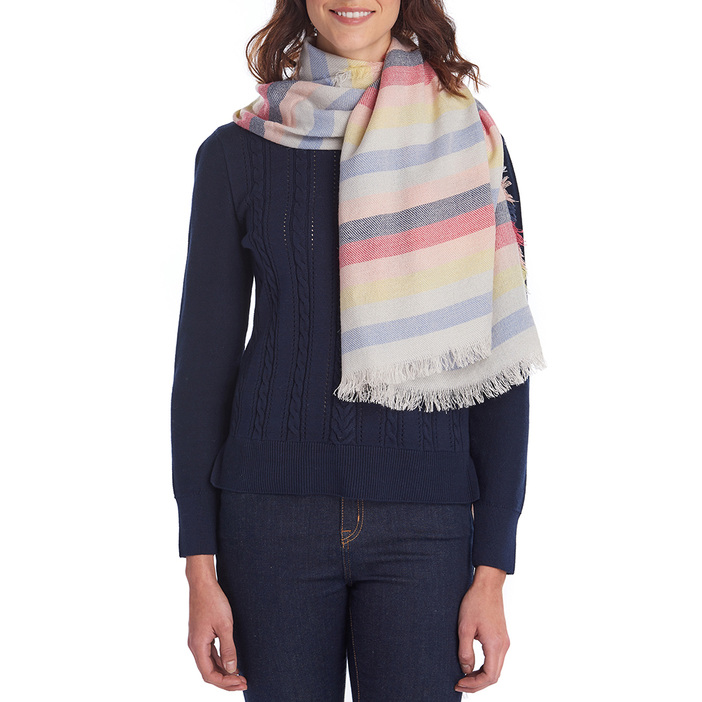 Barbour Freya Rainbow Wrap