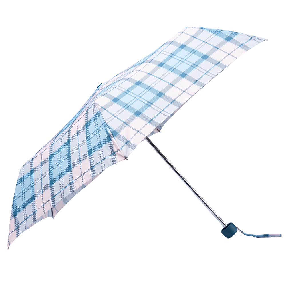 Barbour Portree Umbrella in pink