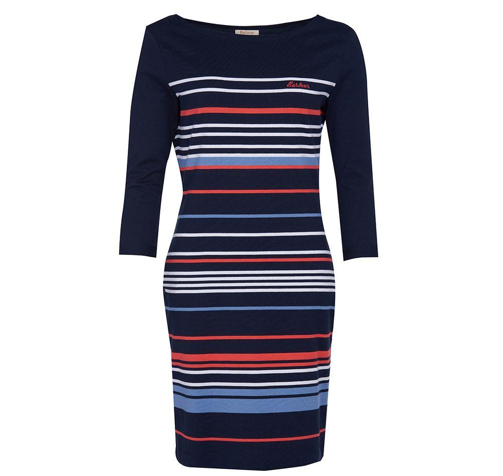 Barbour Alongshore stripy dress