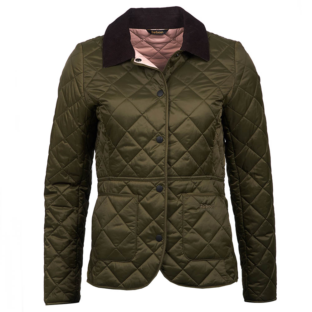 Barbour Deveron Quilt