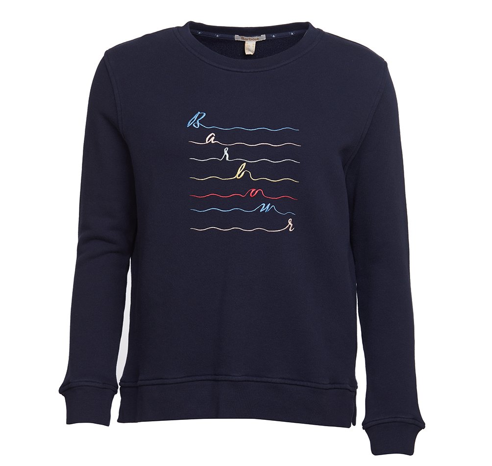 Barbour Broadwalk sweatshirt
