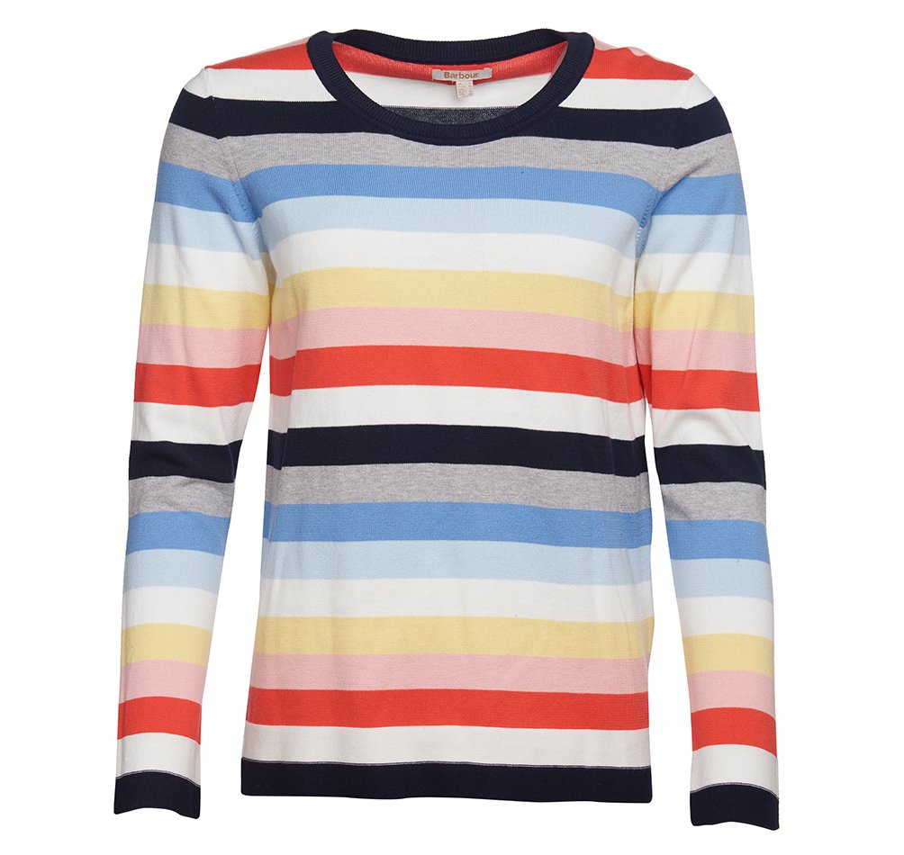 Barbour Seaview sweater multistripe