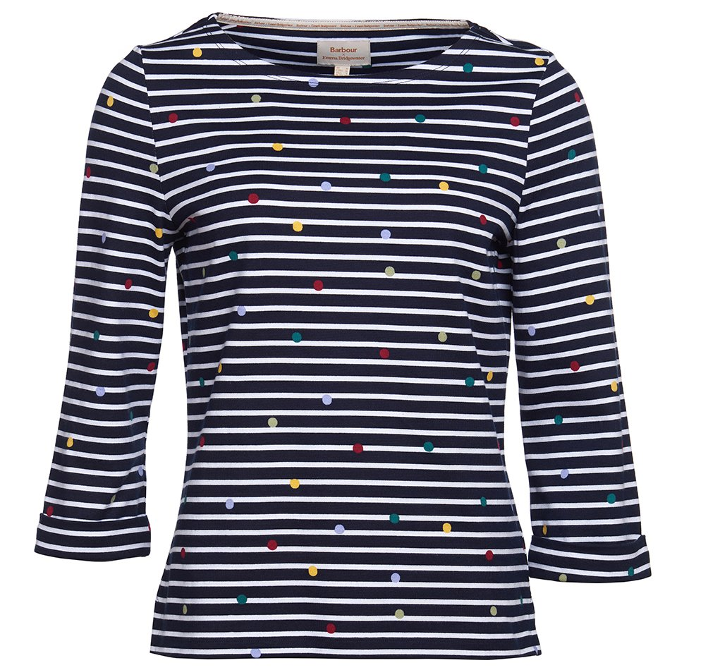 Barbour Emma Bridgewater spot top