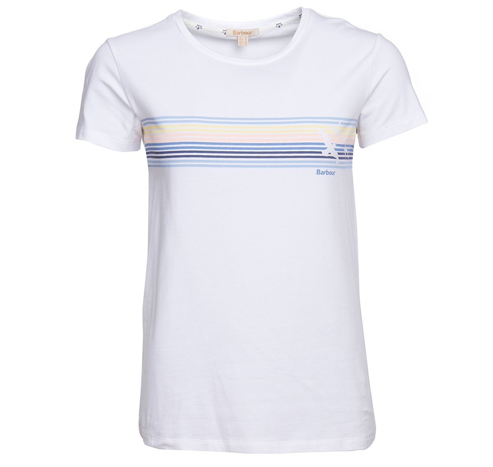 Barbour Harbourside tee shirt
