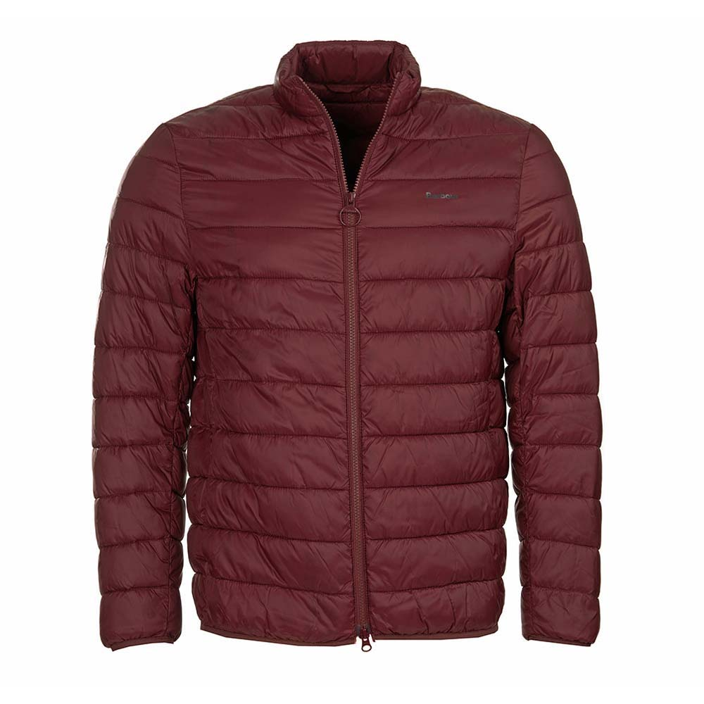 Barbour Penton Aubergine Quilted Jacket