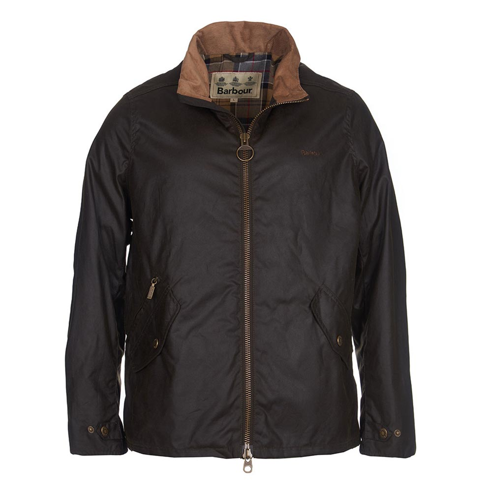 Barbour Claxon Olive Jacket