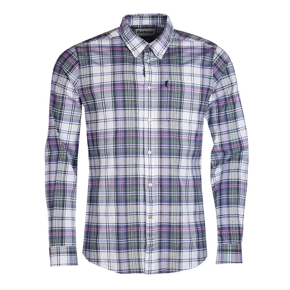 BARBOUR OXFORD CHECK 2 TAILORED FIT SHIRT