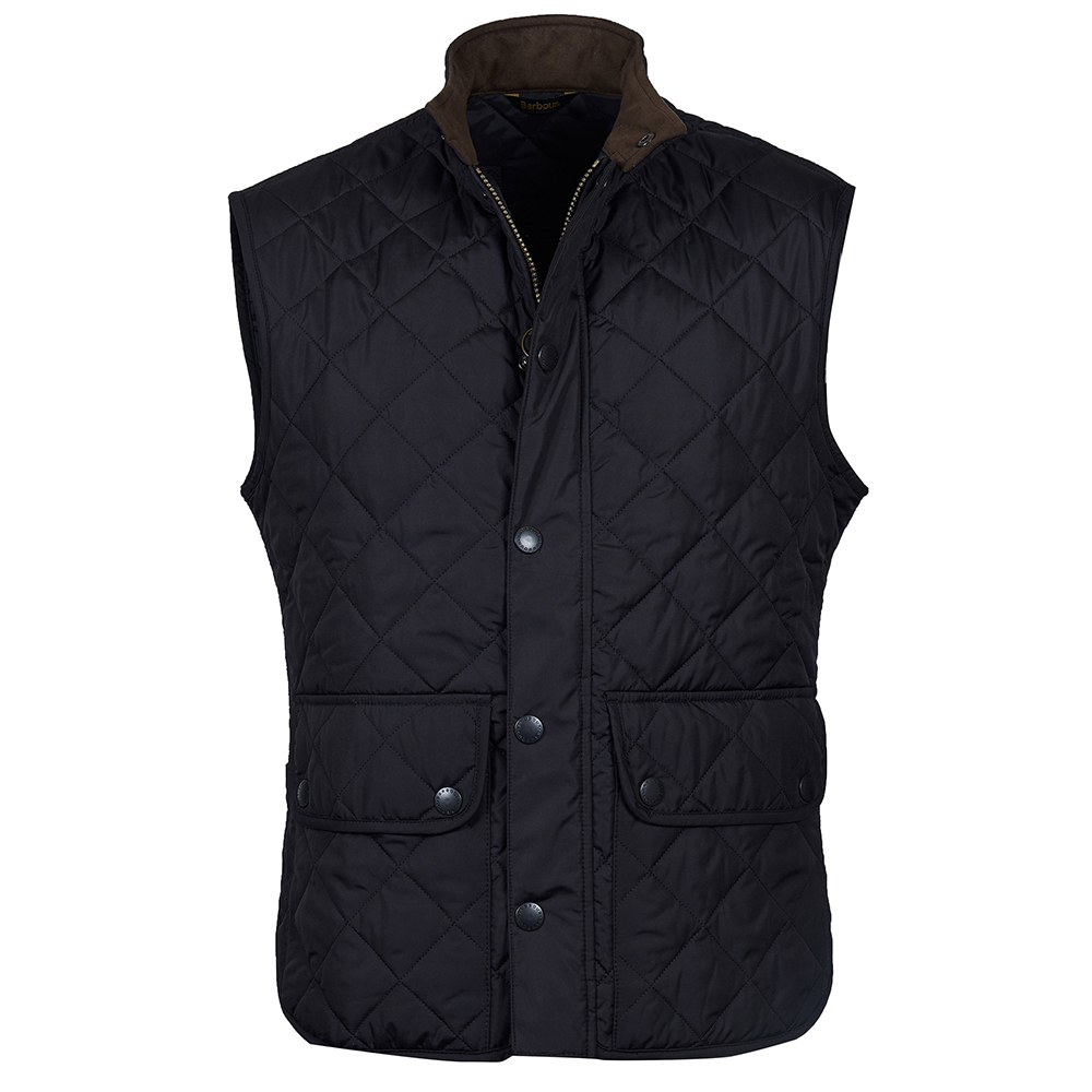 Barbour Lowerdale gilet in black