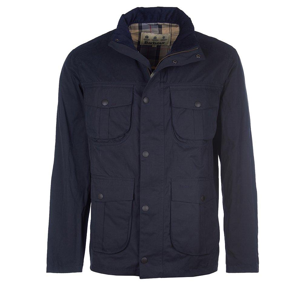 Barbour Sanderling casual jacket in navy