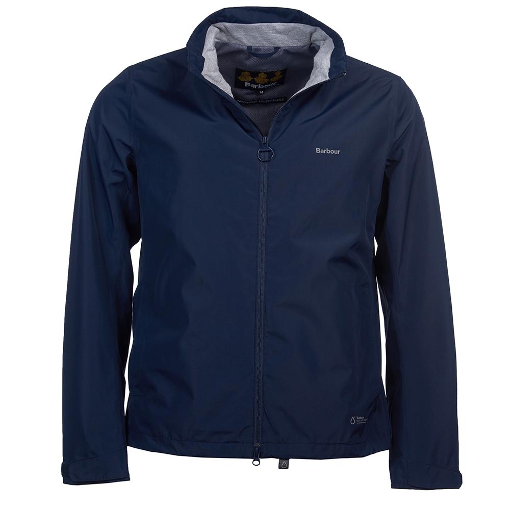 Barbour Cooper jacket in blue