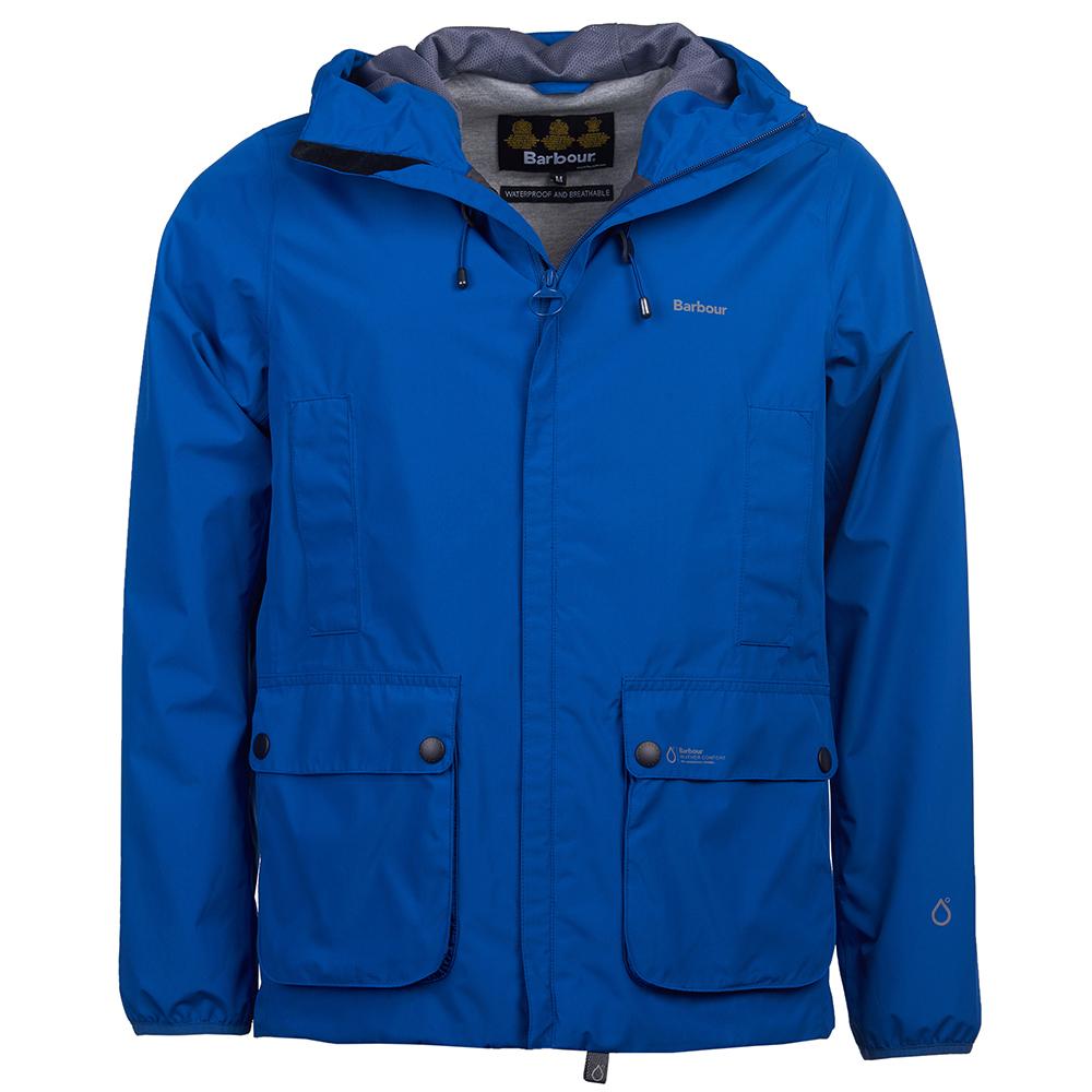 Barbour Bennett jacket in blue