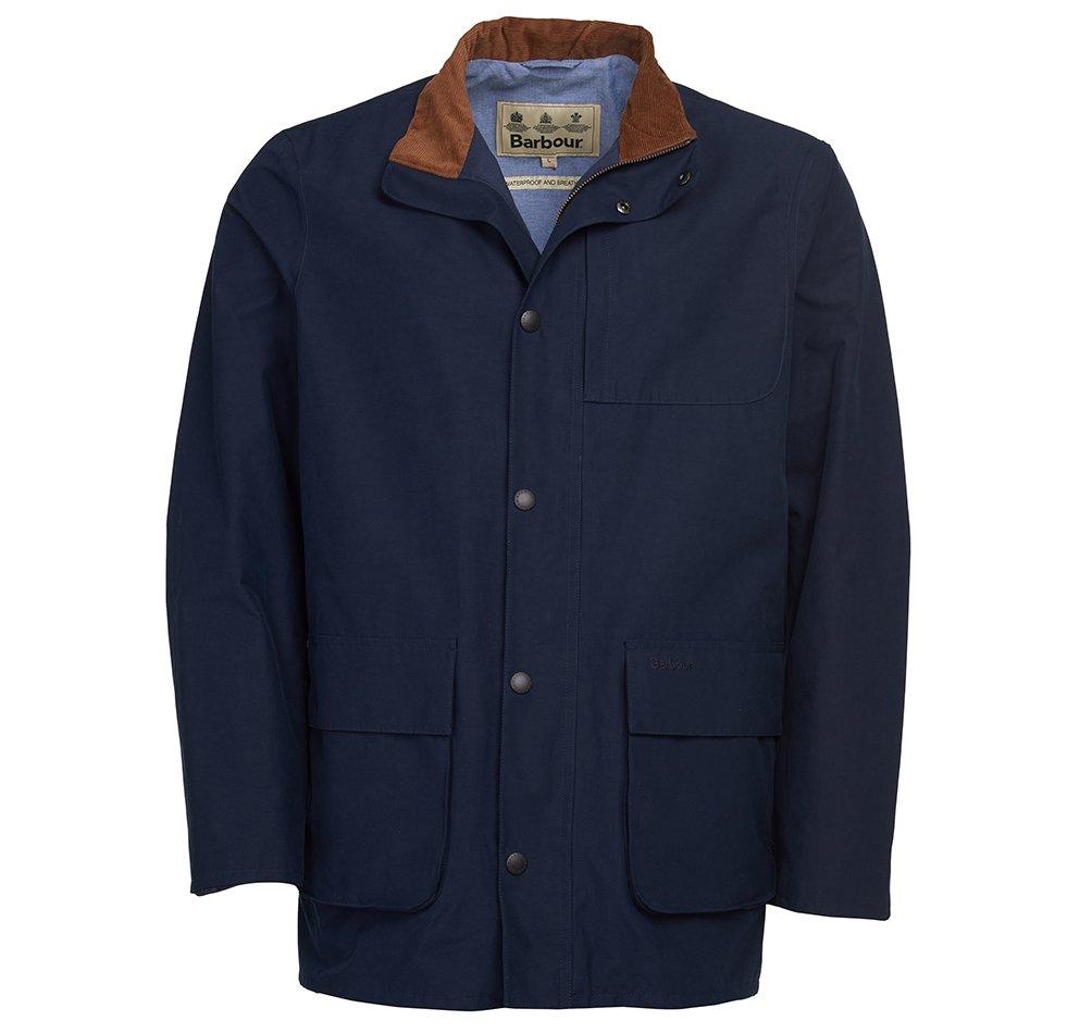 Barbour Middleton jacket in navy