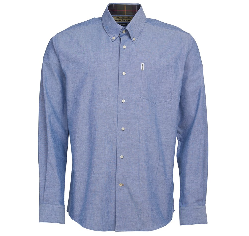 Barbour Arnfield Shirt in Chambray
