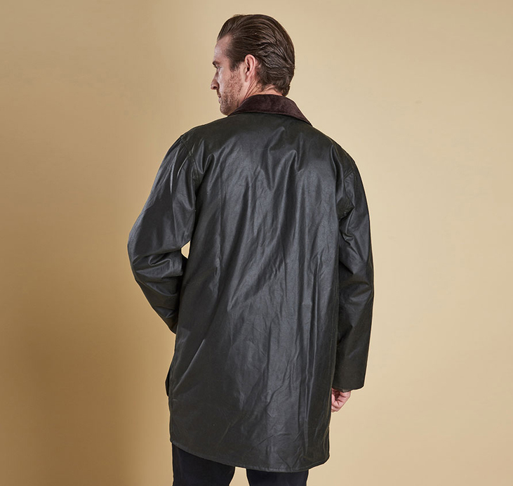 Barbour Border Wax Jacket