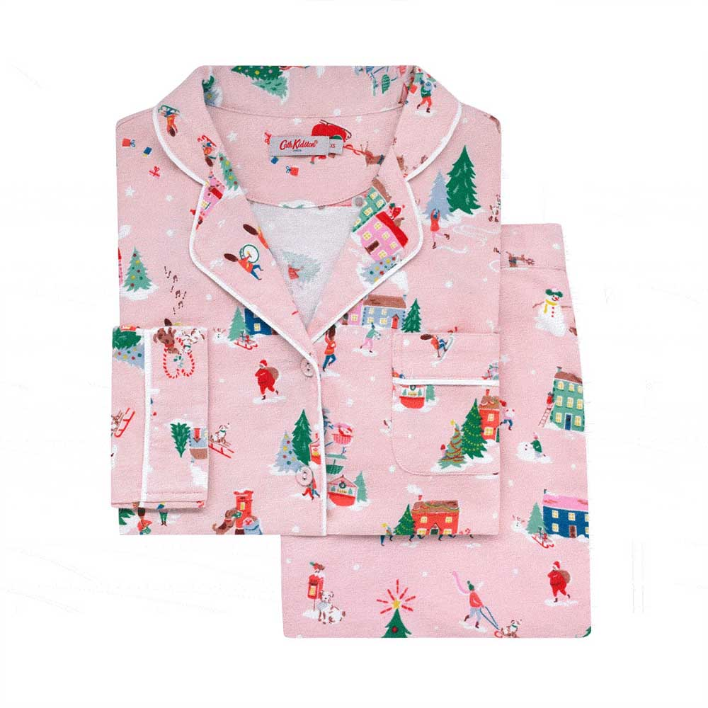 Cath Kidston Christmas Village PJ Set