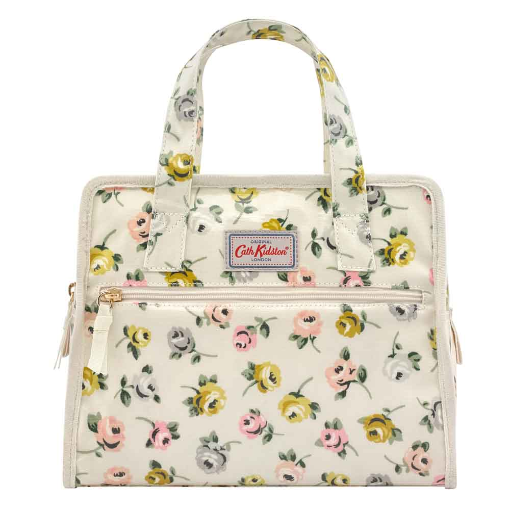 Cath Kidston Button Rose Small Pandora Bag
