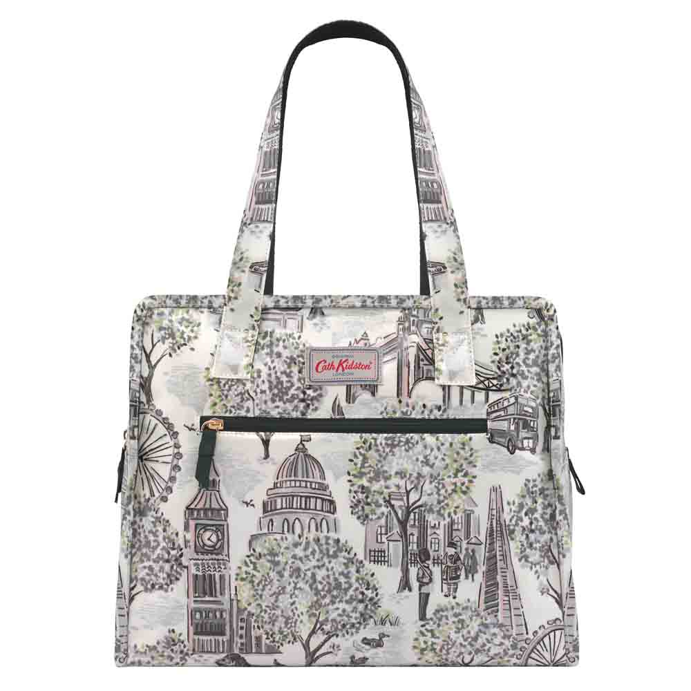 Cath Kidston London Toile Large Pandora Bag