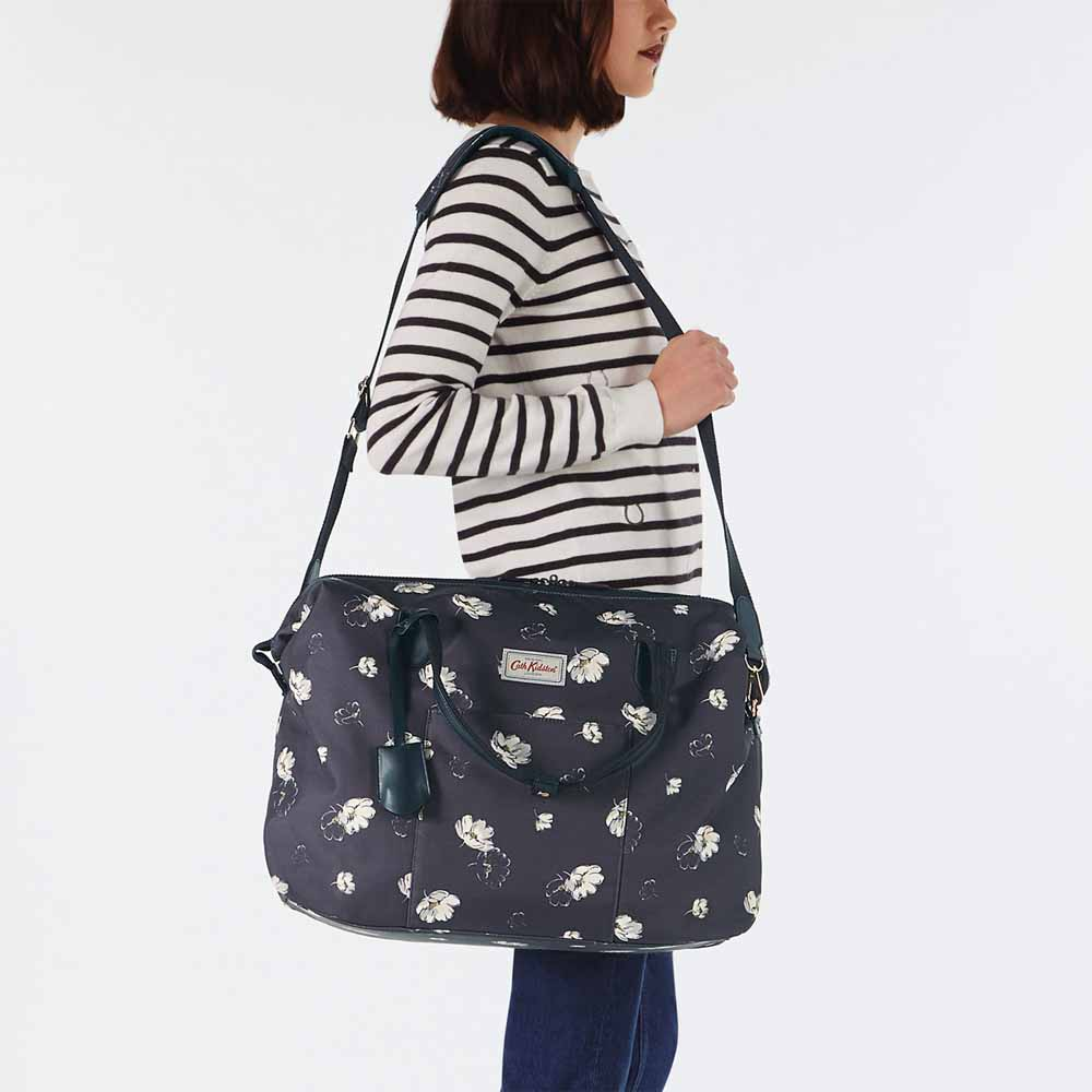 Cath Kidston Scattered Cosmos Frame Holdall
