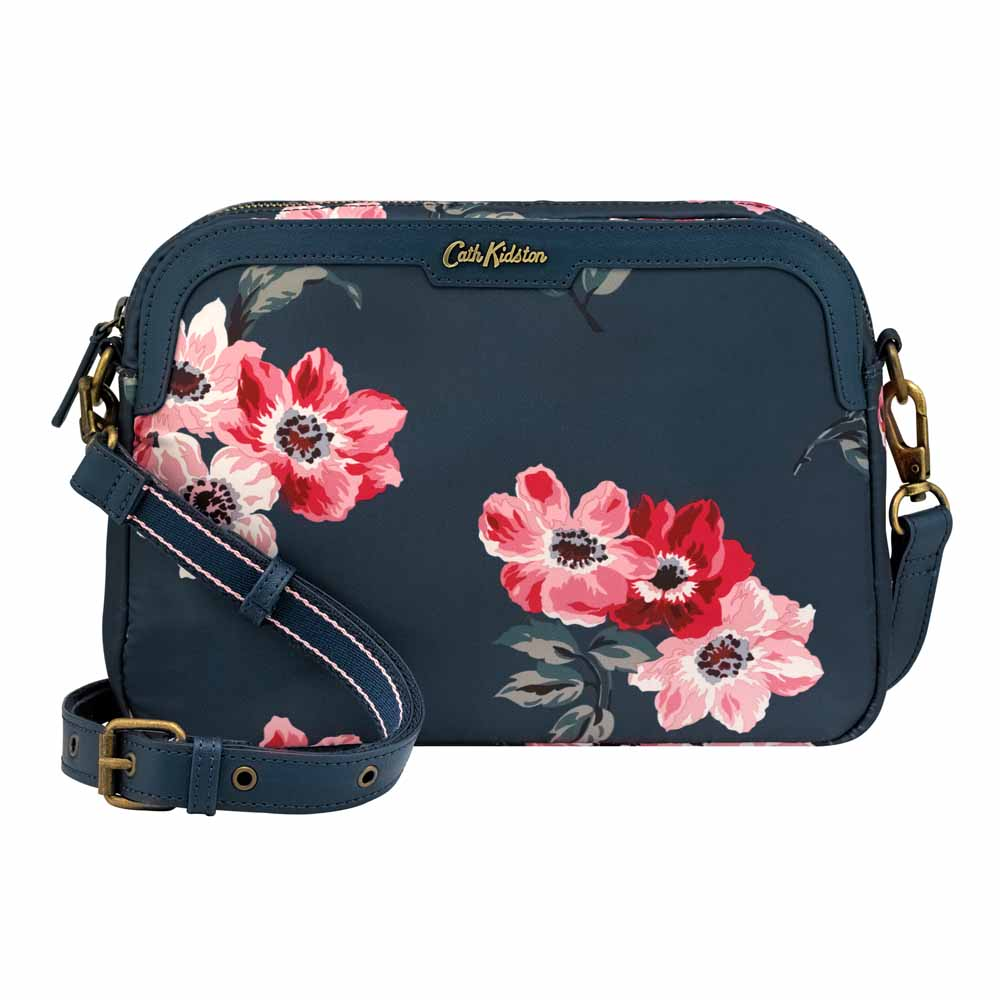Cath Kidston Anemone Bouquet Cross Body Bag