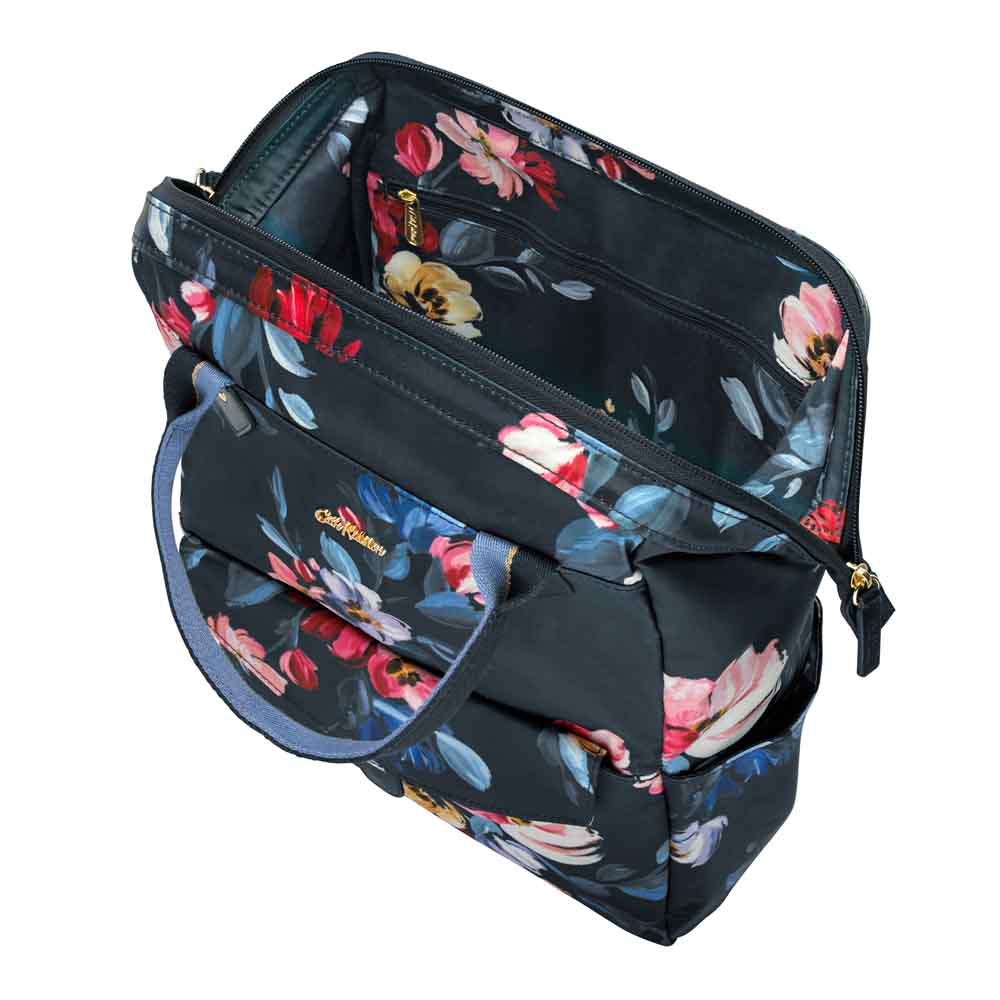 Cath Kidston Paintbox Flowers Frame Backpack