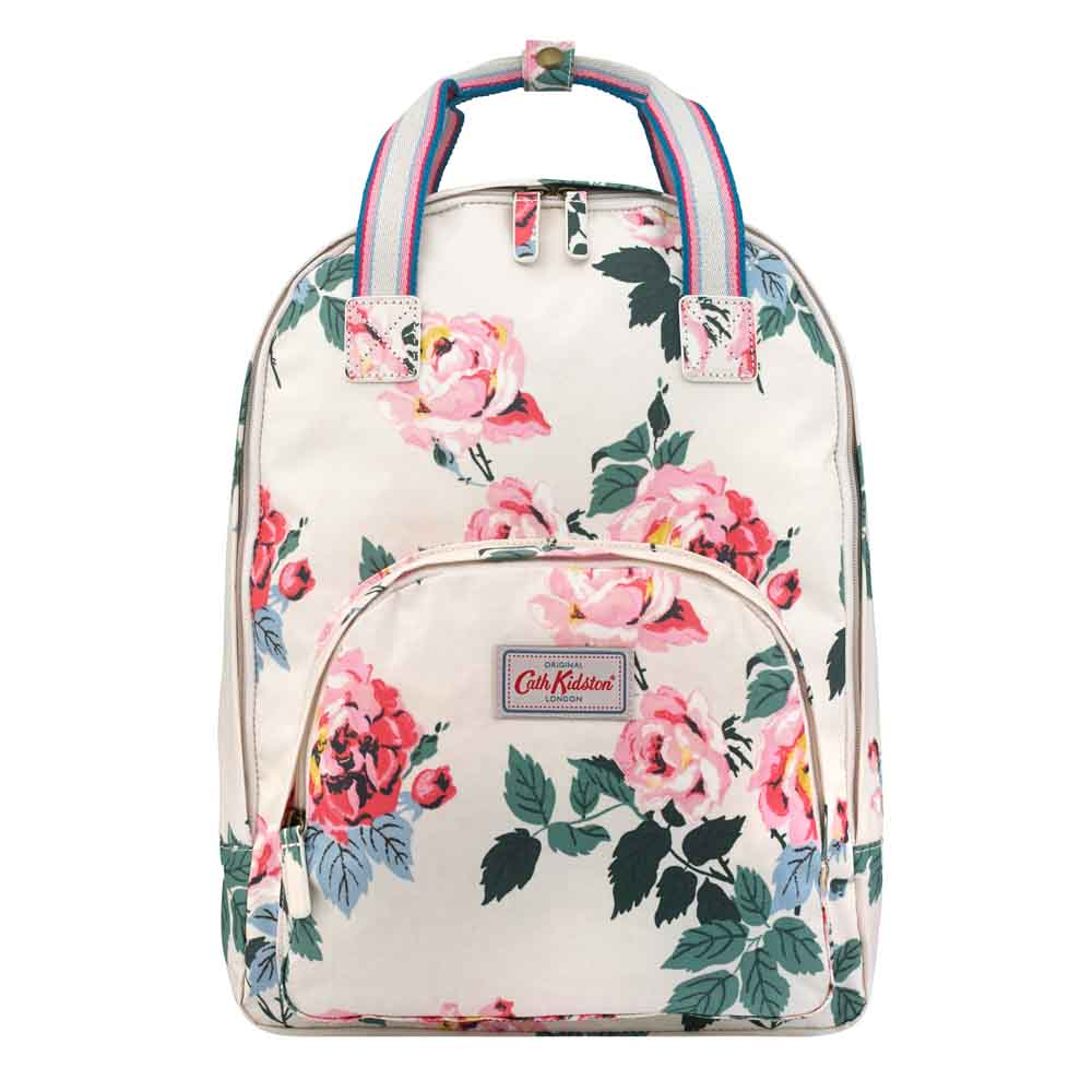 Cath Kidston Eiderdown Rose Backpack
