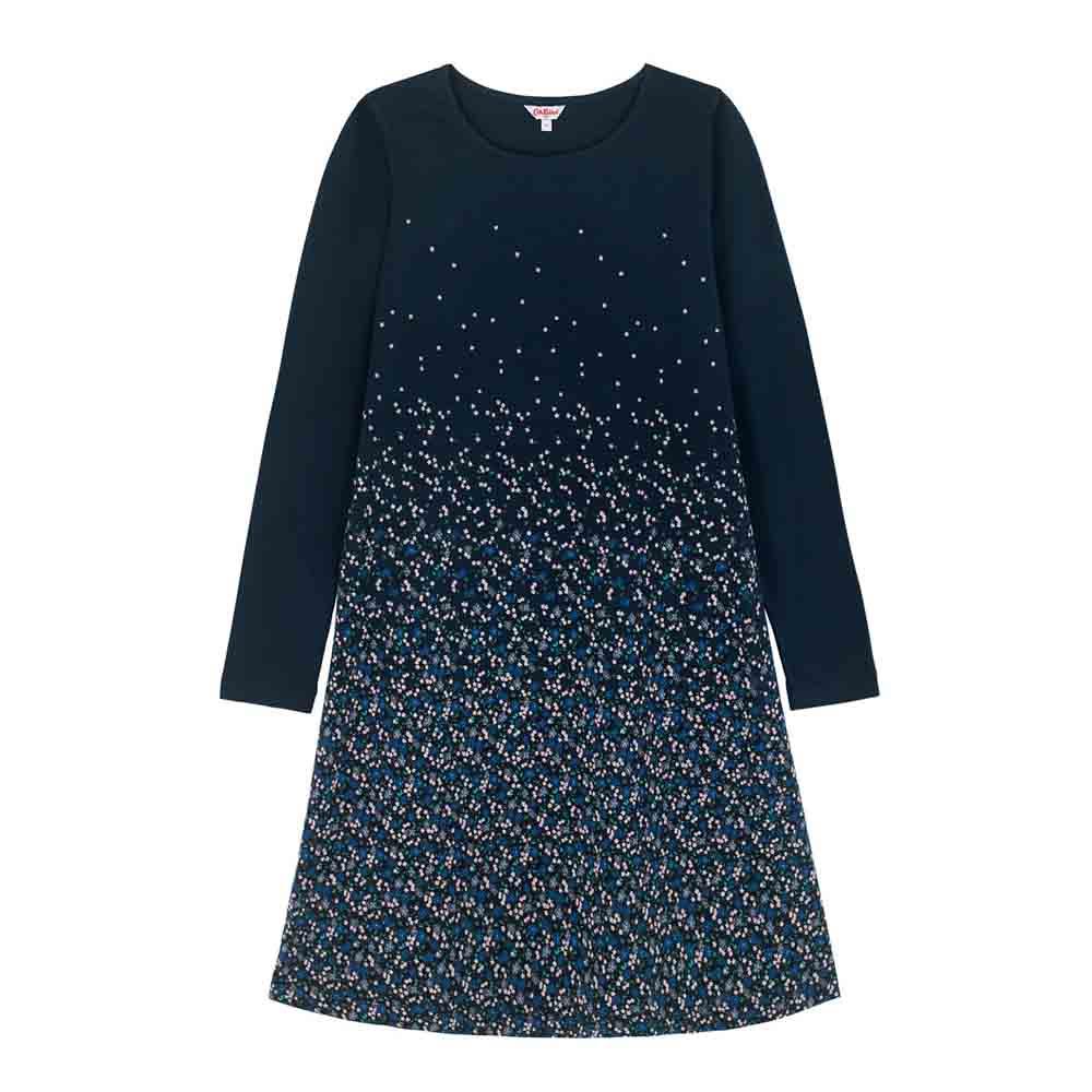 Cath Kidston Eiderdown Ditsy Jersey Dress