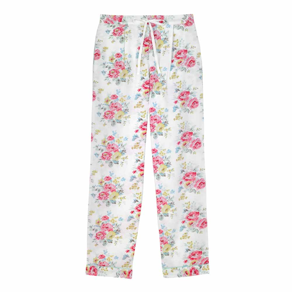 Cath Kidston Vintage Bunch Brushed Flannel Pyjama Set