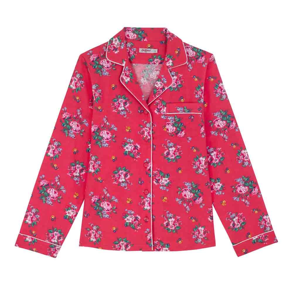 Cath Kidston Eiderdown Bunch Brushed Flannel Pyjama Set
