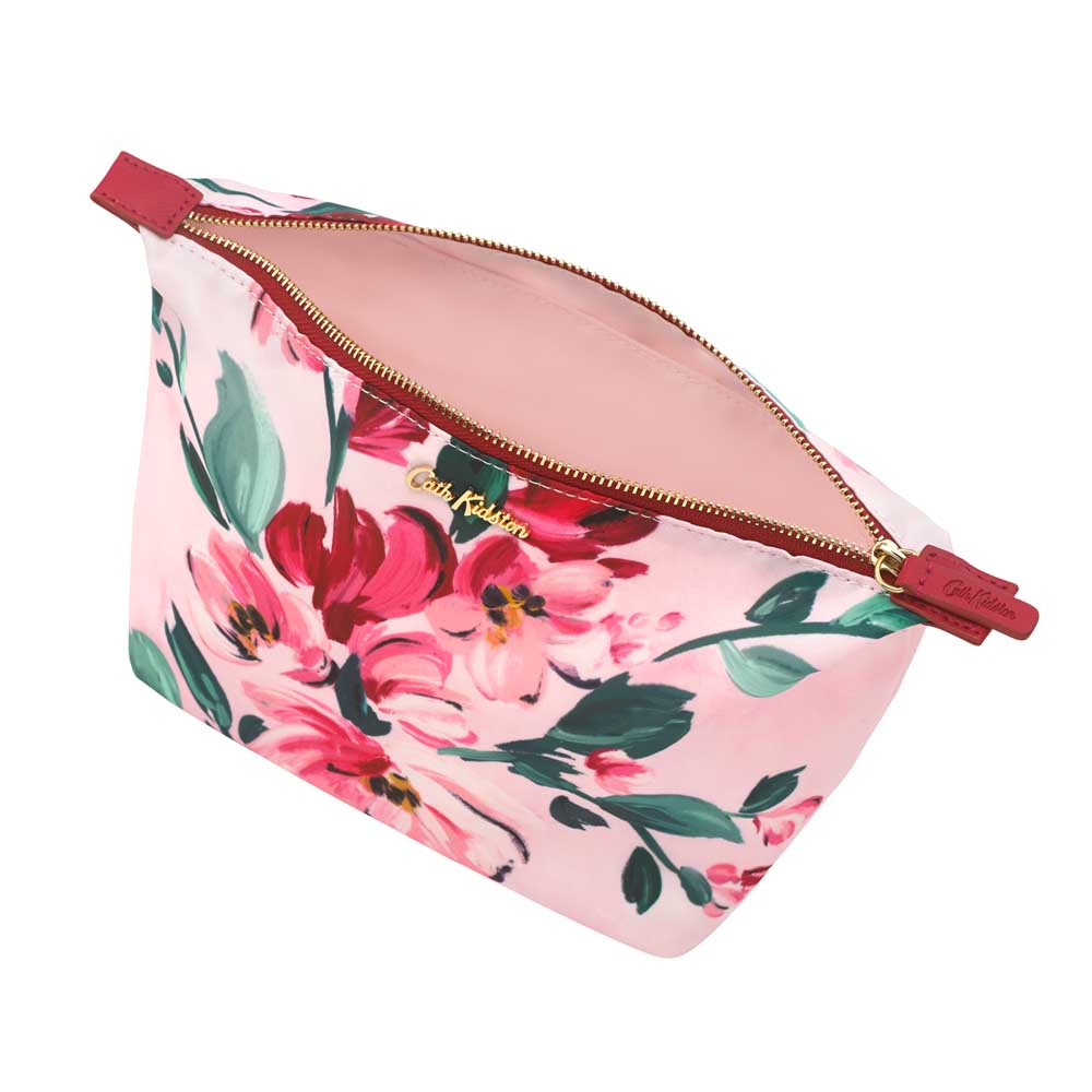 Cath Kidston Paintbox Flowers Large Pouch