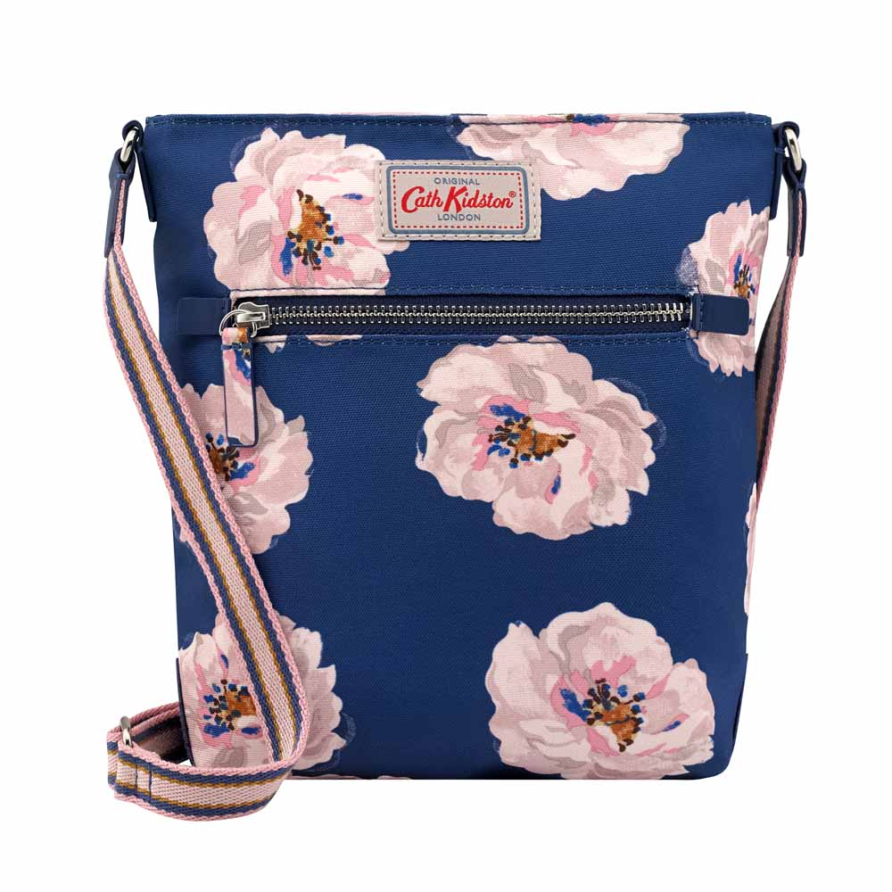 Cath Kidston Wispy Rose Cross Body Bag