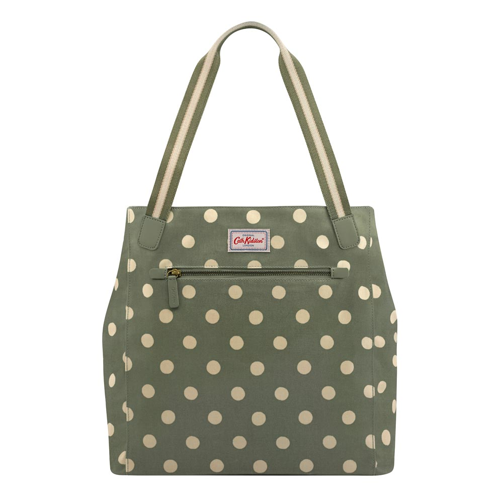 CATH KIDSTON BUTTON SPOT HEYWOOD TOTE BAG