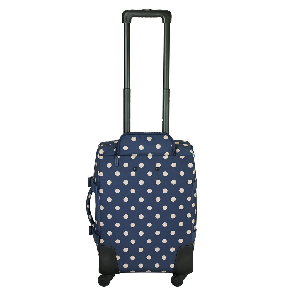 CATH KIDSTON BUTTON SPOT FOUR WHEEL CABIN BAG