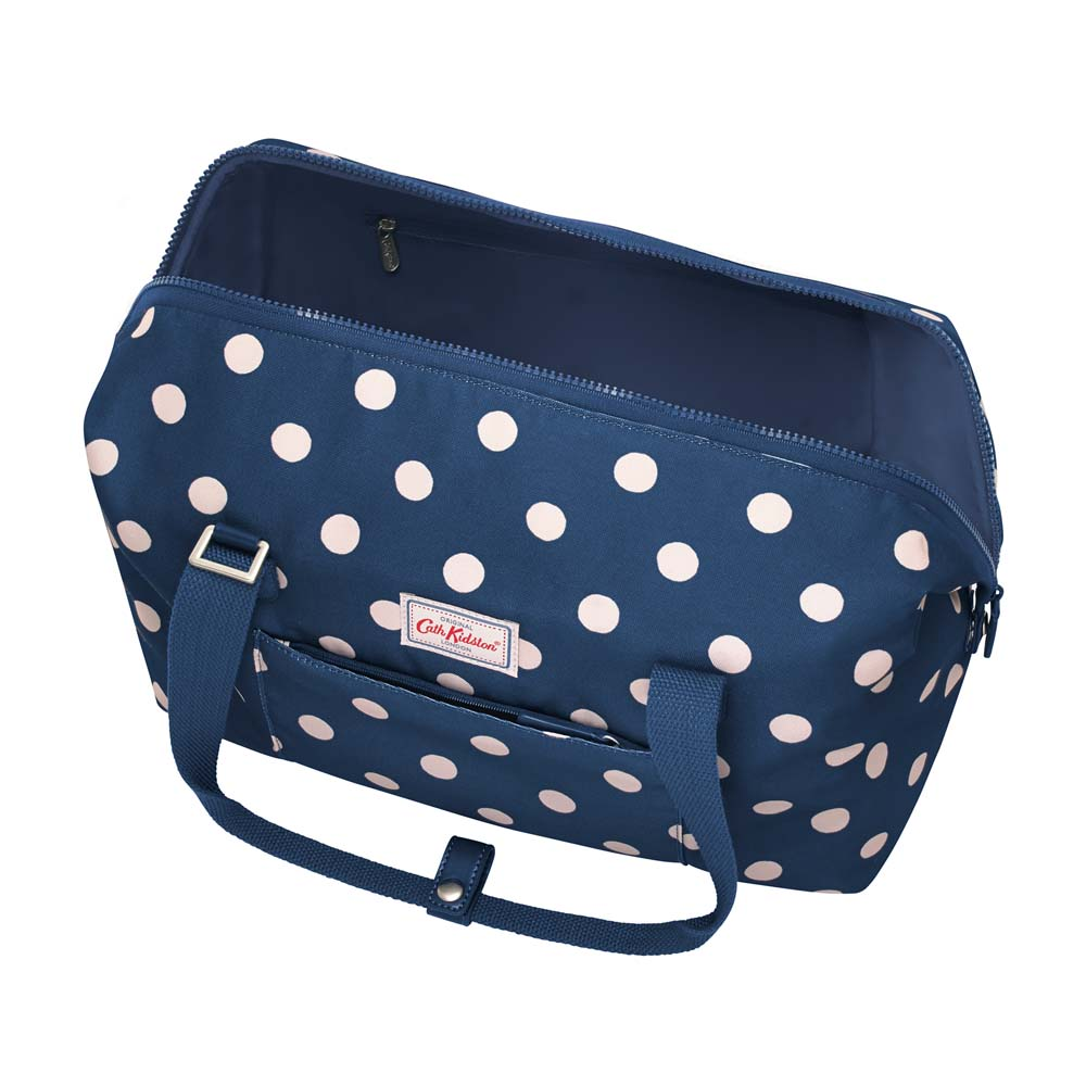CATH KIDSTON BUTTON SPOT SMALL FRAME HOLDALL