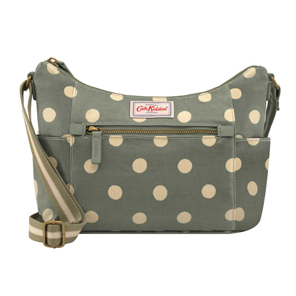 CATH KIDSTON BUTTON SPOT HEYWOOD CROSS BODY BAG