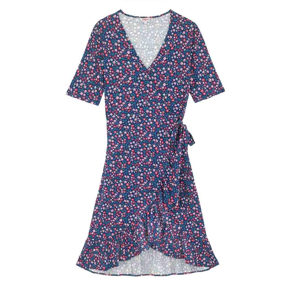 Cath Kidston Dulwich Jersey Wrap Dress
