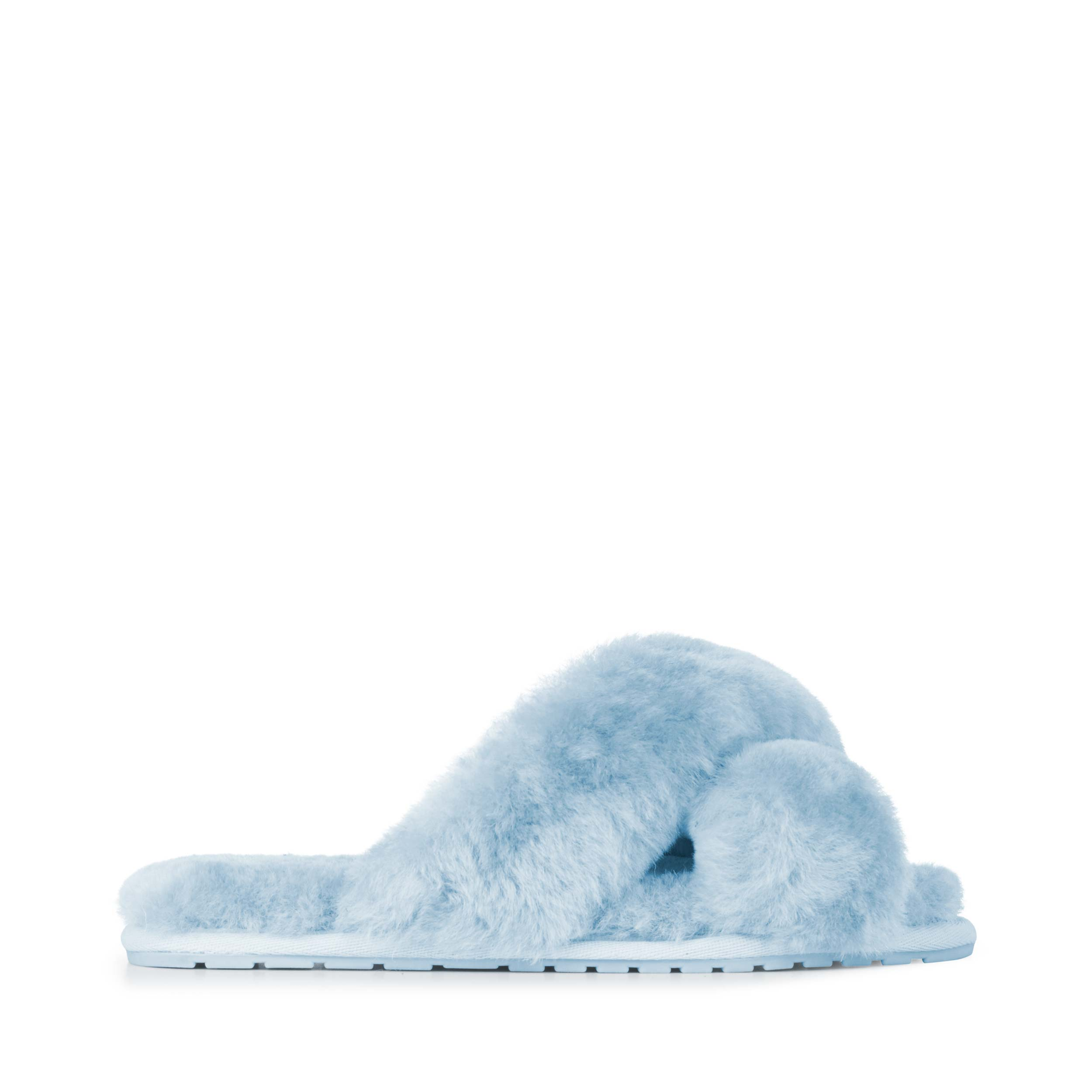 Emu Australia Mayberry Slippers in Baby Blue