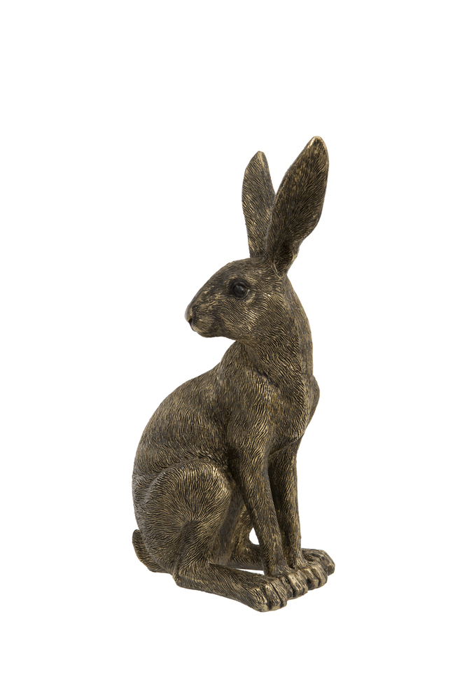 London Ornaments Sitting Hare