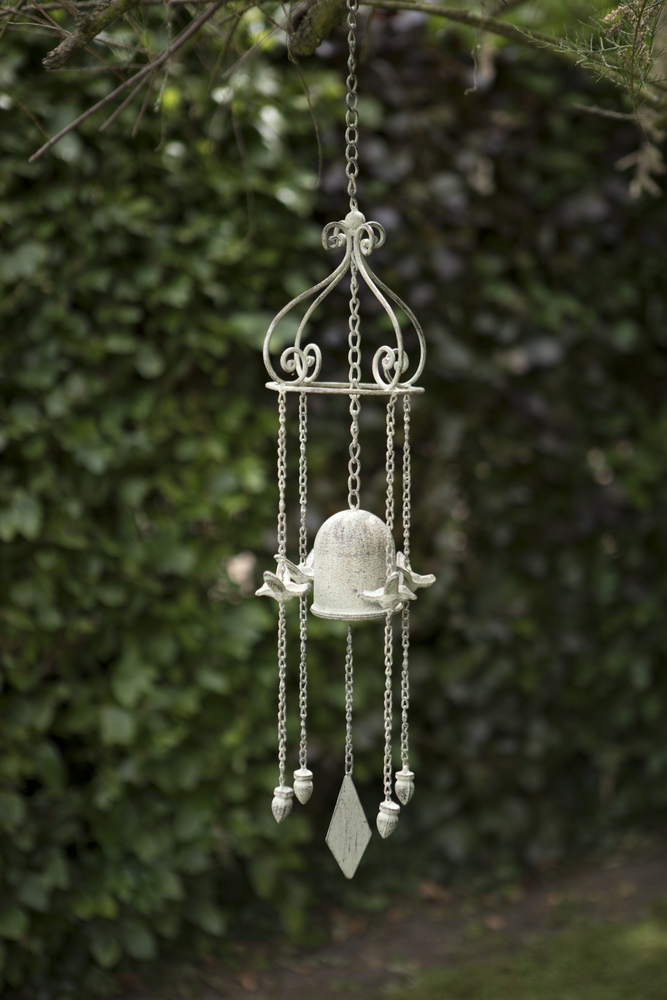 London Ornaments Bird Windchime