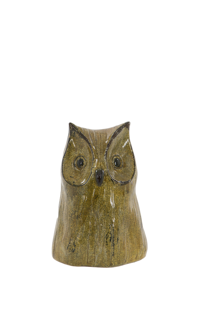 Lodnon Ornaments ceramic owl