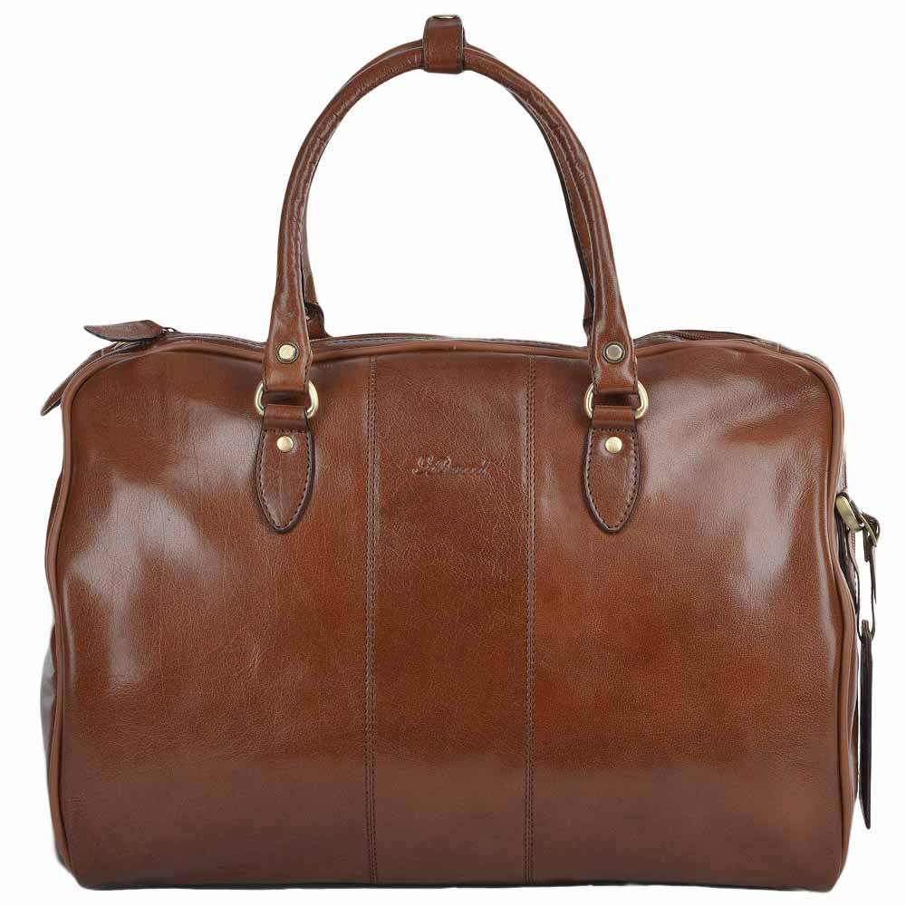 Ashwood Harry Chestnut Holdall