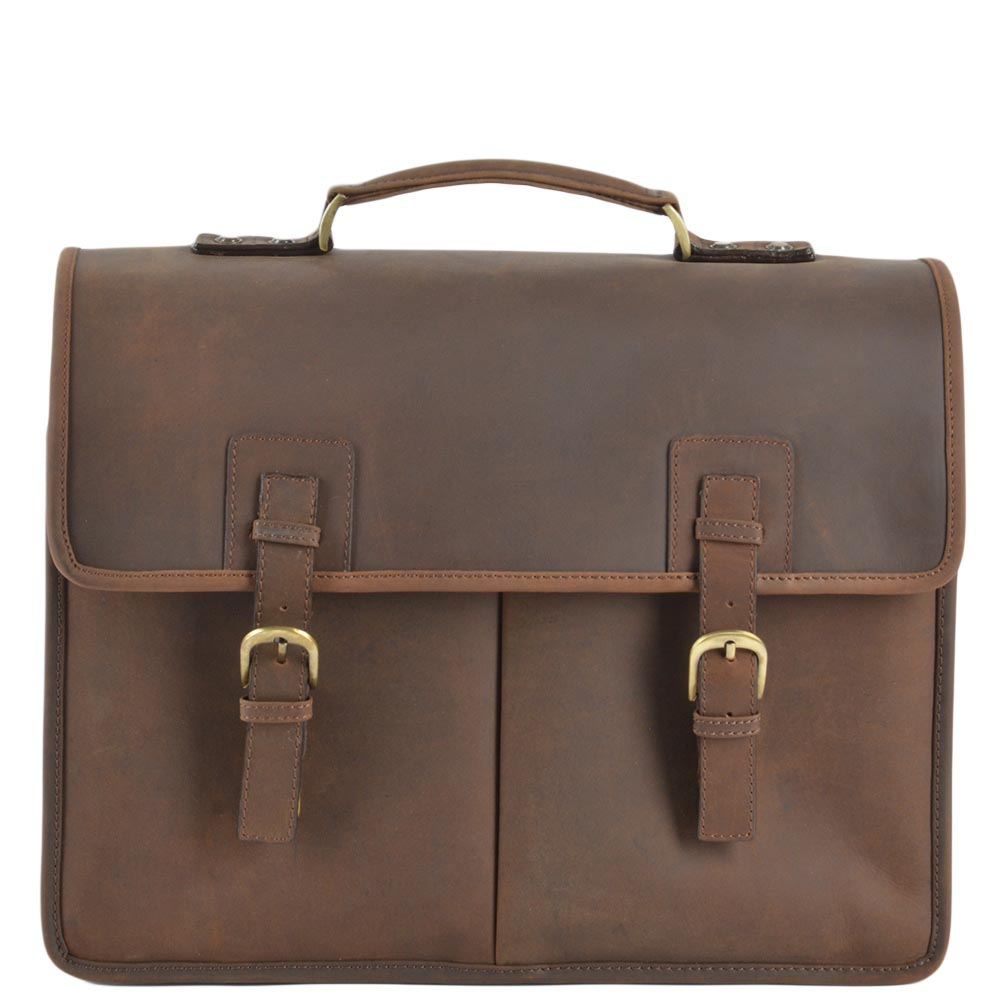 Ashwood Gareth Mud Messenger Bag