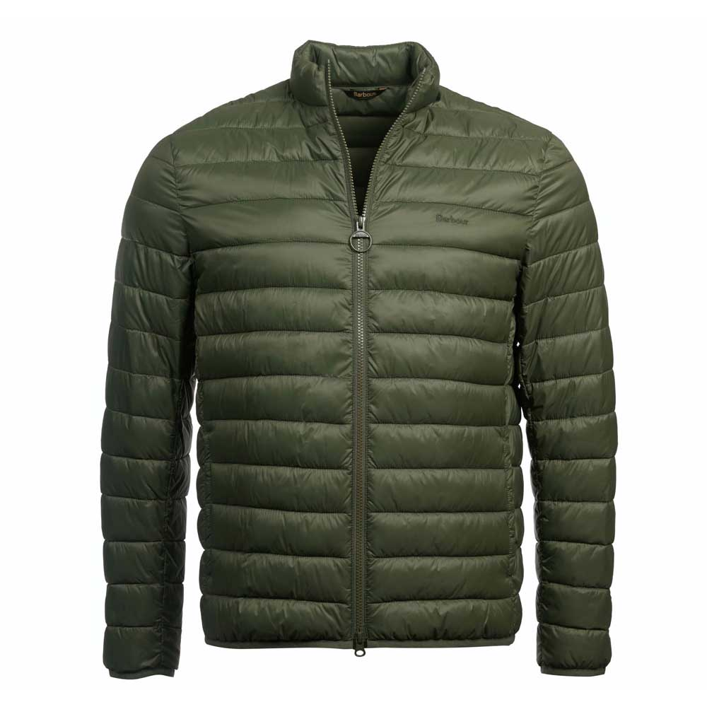 Barbour Penton Kelp Quilted Jacket