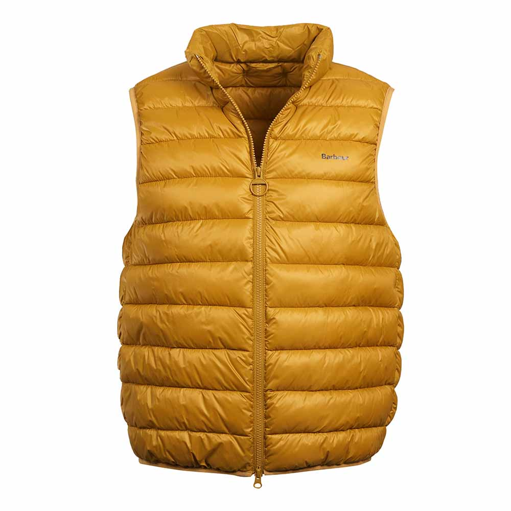 Barbour Bretby Yellow Gilet