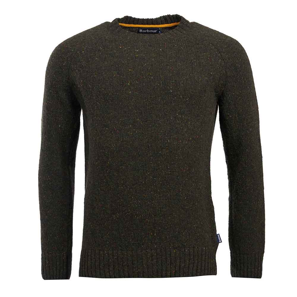 Barbour Netherton Forest Crew Neck Sweater